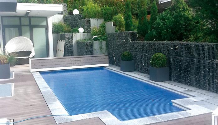 Aussenanlagen von bau jakob for Garten pool erfahrungen